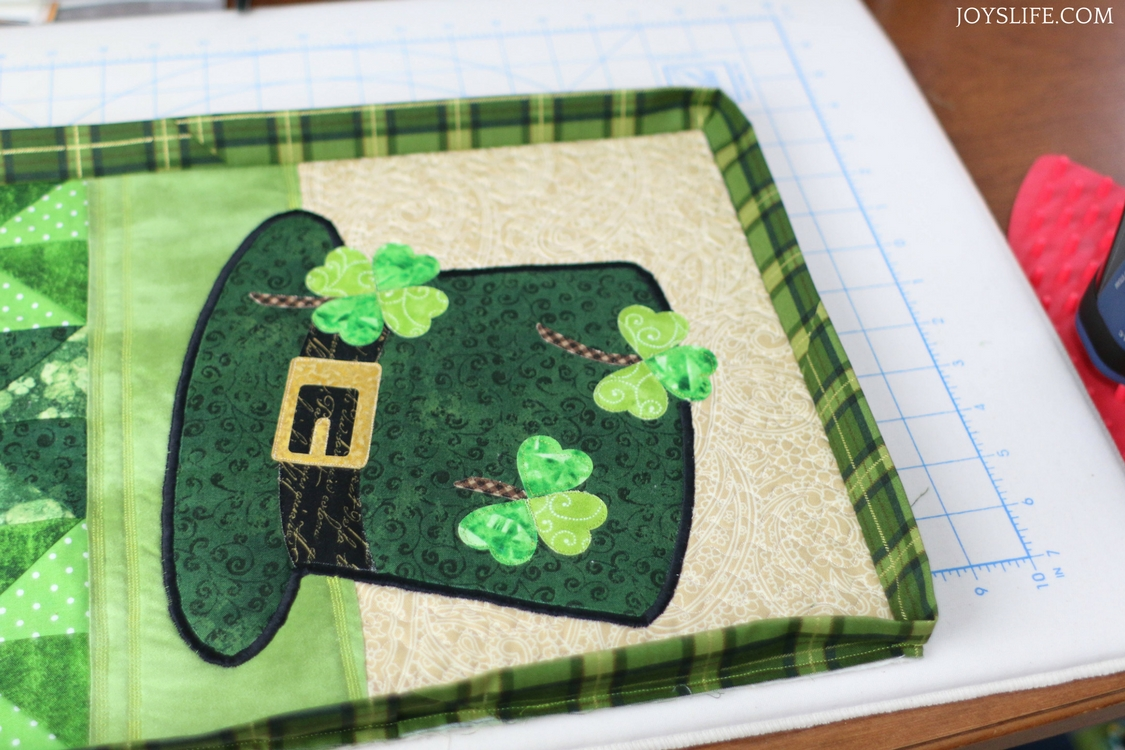 leprechaun hat binding