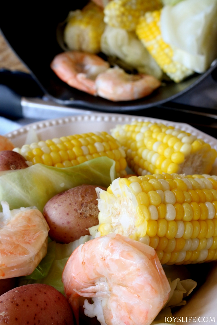 shrimp corn boil