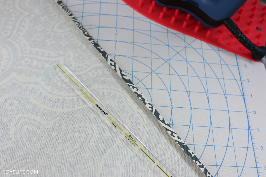 folding seam ironing