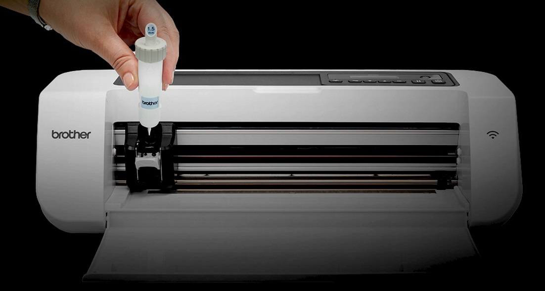 Brother DesignNCut - The newest member in the Brother family of electronic cutting machines.