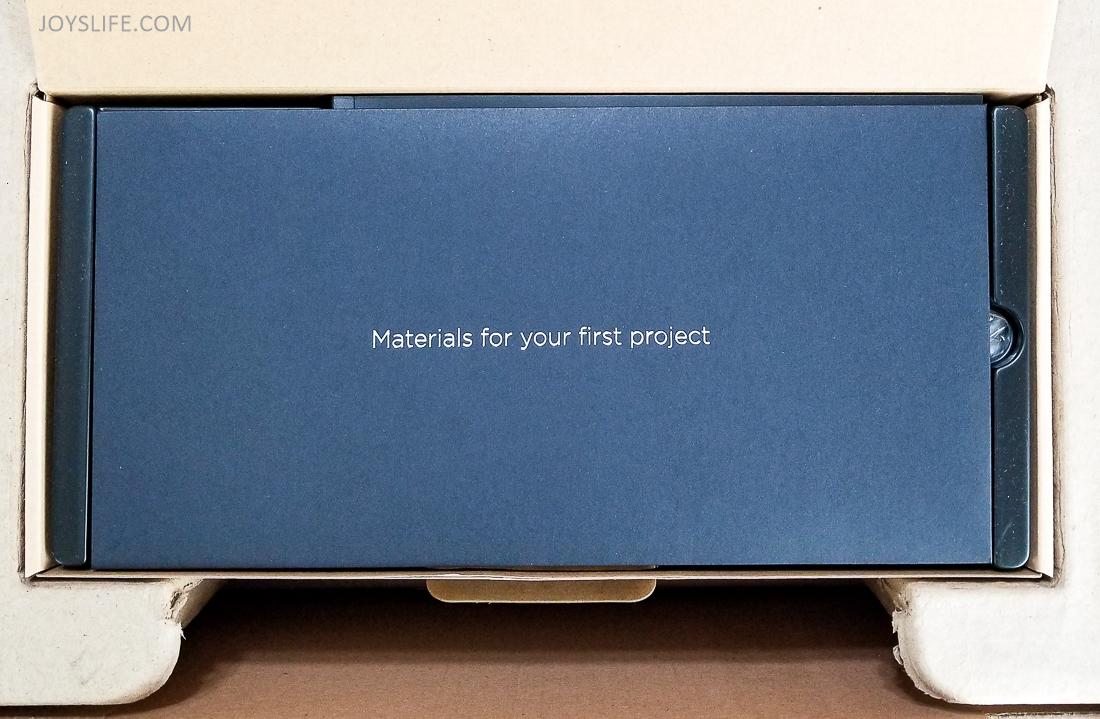 cricut maker materials box