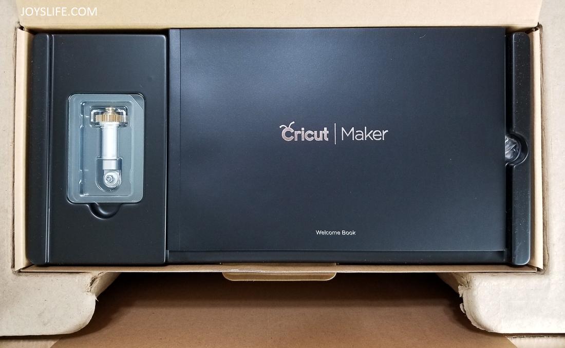Cricut Maker Welcome Book