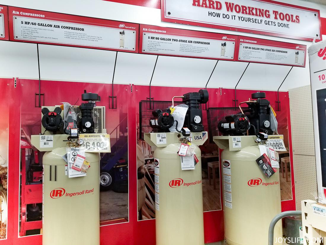 Big Air compressors