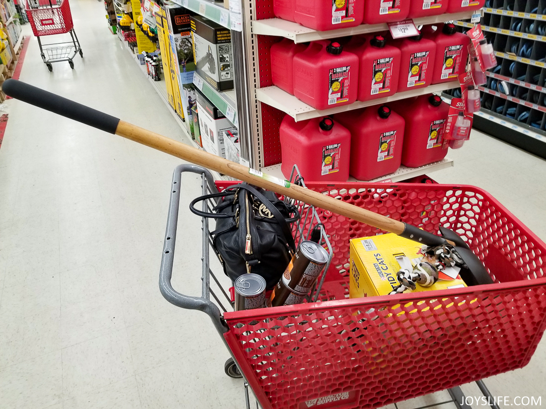 Mulch Shovel at Tractor Supply Co