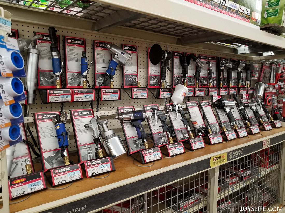 tools at tractor supply co
