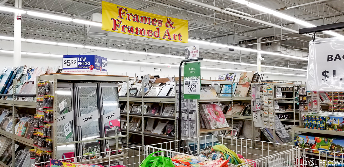 Old Time Pottery Frames and Art