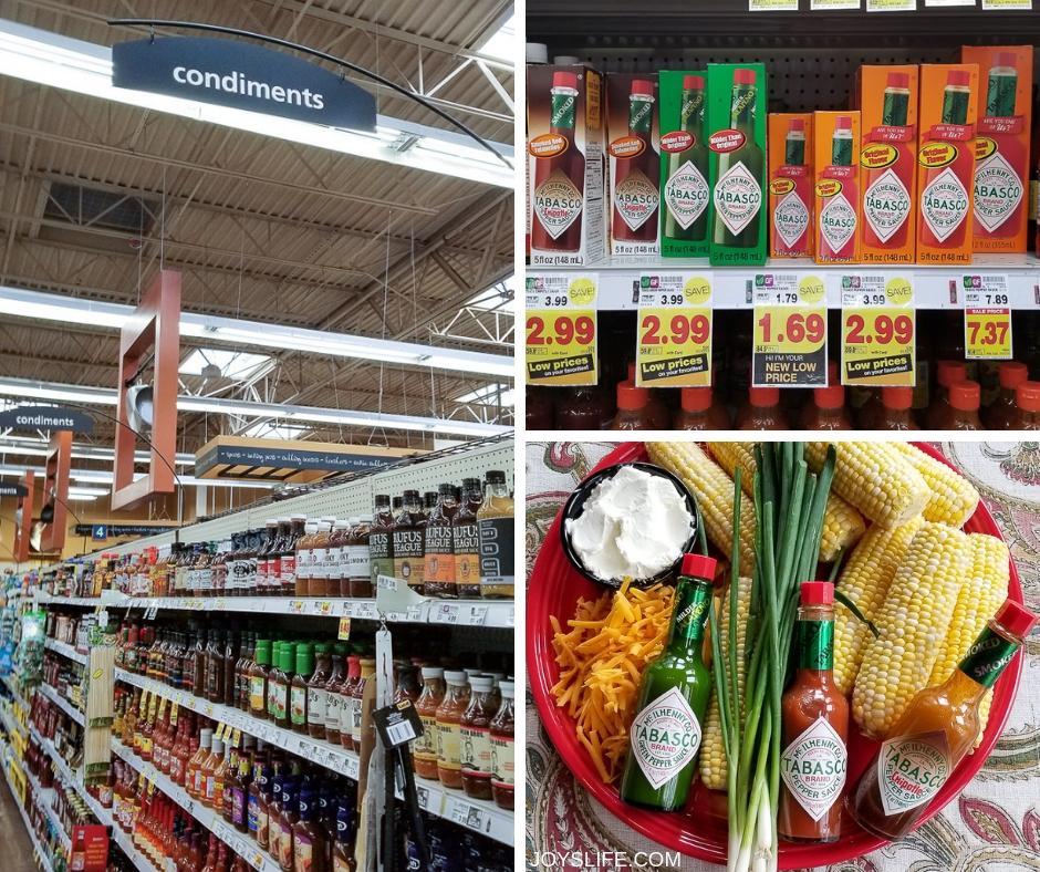 Tabasco at Walmart 2018