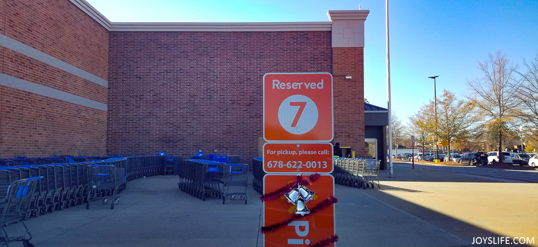 Walmart Pickup Smithfield Biscuits Joyslife