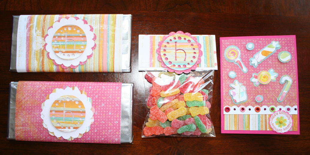 Sweet 16 Gifts & Card…